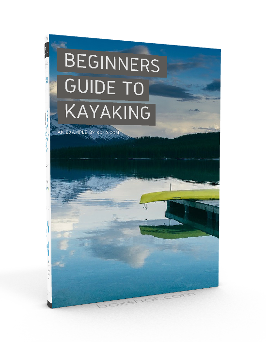 Beginners Guide to Kayaking Ebook Cover