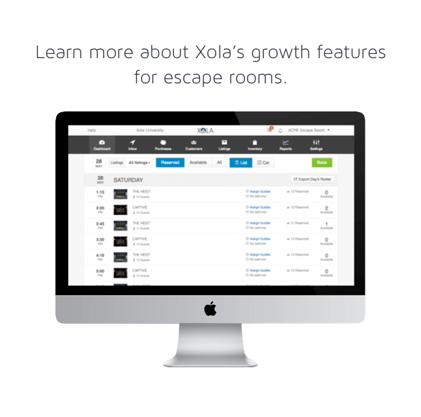 xola-escape-room-software